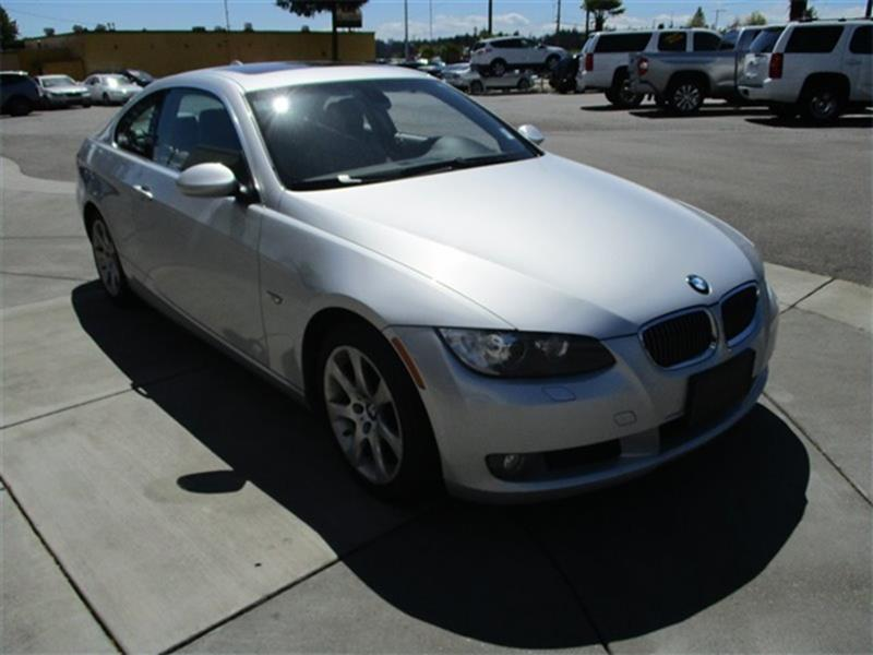 Bmw Series AWD Xi Dr Coupe In Lynnwood WA Autoplex Motors - 2007 bmw 3 series 328xi coupe