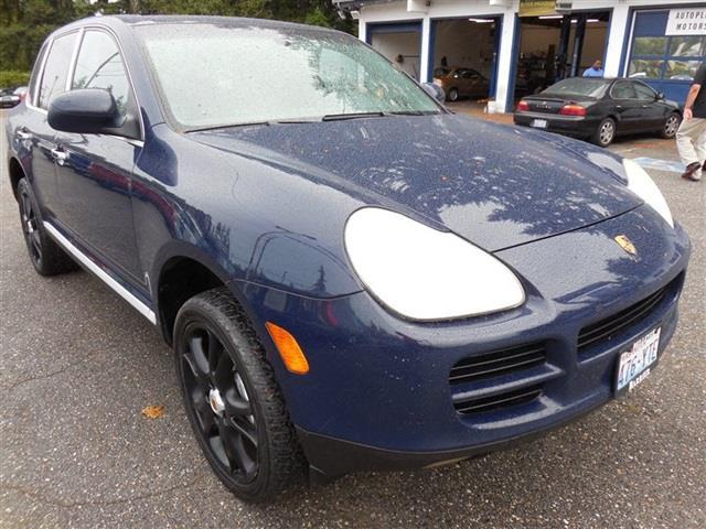 2004 Porsche Cayenne For Sale