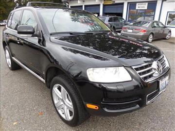 2006 Volkswagen Touareg For Sale Pontiac Mi
