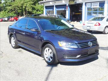 2015 Volkswagen Passat for sale in Lynnwood, WA