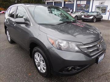 Honda Cr V For Sale Lynnwood Wa