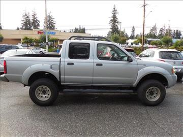 2003 Nissan Frontier For Sale Washington