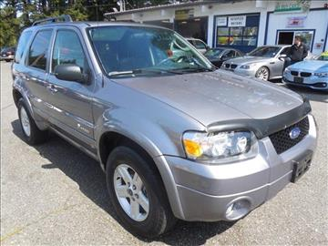 2007 Ford Escape Hybrid For Sale In Metairie La