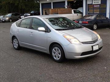 2008 Toyota Prius For Sale In Washington