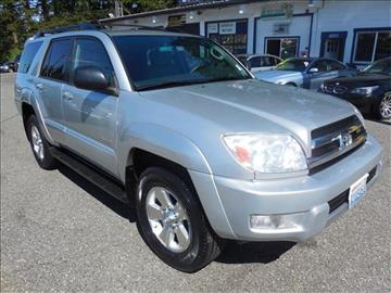 Toyota 4runner For Sale Lynnwood Wa