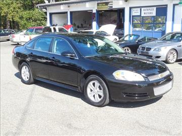 2014 Chevrolet Impala Limited for sale in Lynnwood, WA