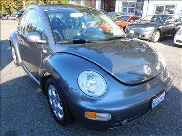 2002 Volkswagen New Beetle For Sale