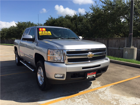 Used Chevrolet Trucks For Sale Victoria Tx