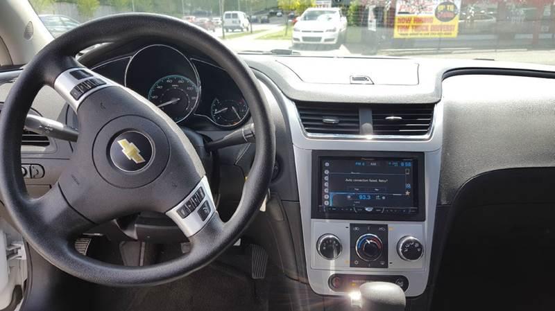 2009 Chevrolet Malibu LT1 4dr Sedan - Federal Way WA