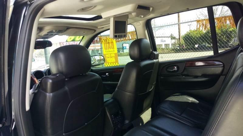 2006 GMC Envoy XL Denali 4dr SUV 4WD - Federal Way WA