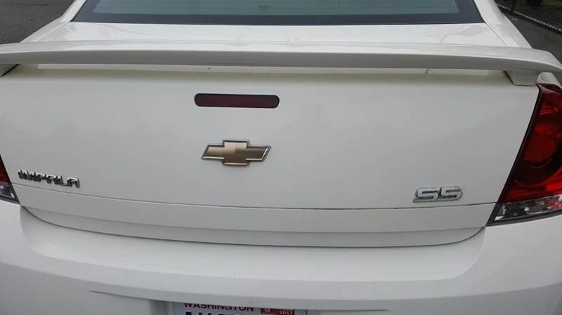 2006 Chevrolet Impala SS 4dr Sedan - Federal Way WA