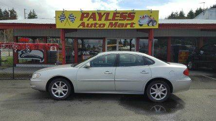 2007 Buick LaCrosse CXL 4dr Sedan - Federal Way WA