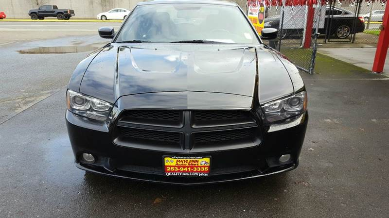 2011 Dodge Charger R/T 4dr Sedan - Federal Way WA
