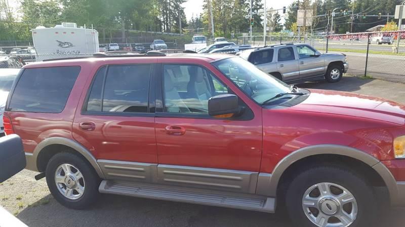 2003 Ford Expedition Eddie Bauer 4WD 4dr SUV - Federal Way WA