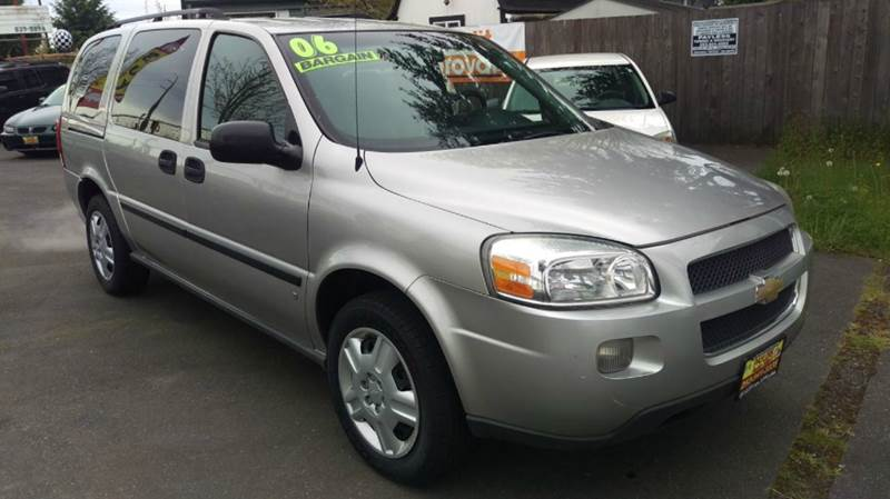 2006 Chevrolet Uplander LS 4dr Extended Mini-Van - Federal Way WA