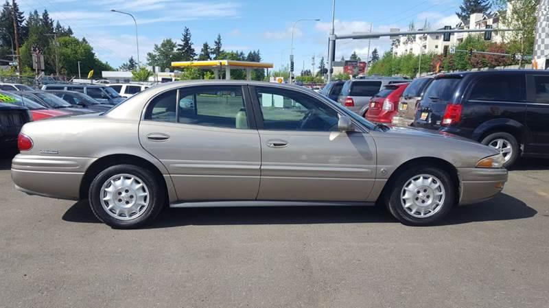 2000 Buick LeSabre Limited 4dr Sedan - Federal Way WA