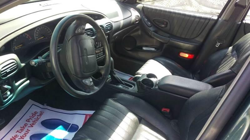 1999 Pontiac Grand Prix 4dr GTP Supercharged Sedan - Federal Way WA