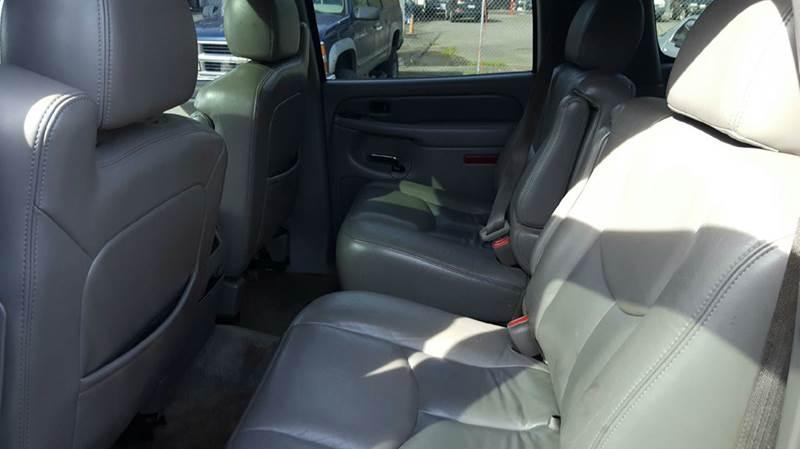 2006 GMC Yukon XL Denali AWD 4dr SUV - Federal Way WA