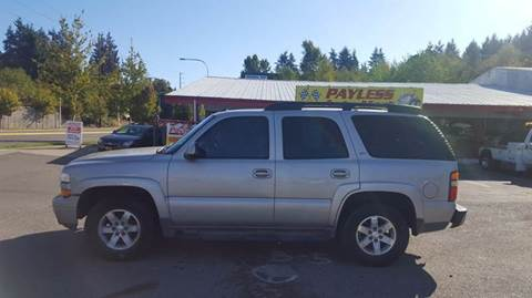 2005 Chevrolet Tahoe for sale in Federal Way, WA