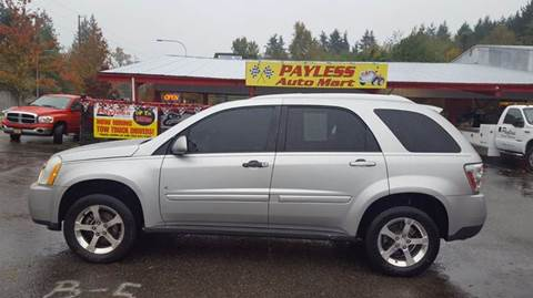 2007 Chevrolet Equinox for sale in Federal Way, WA