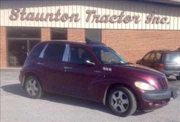 2001 Chrysler PT Cruiser for sale in Staunton, VA