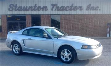 2003 Ford Mustang for sale in Staunton, VA