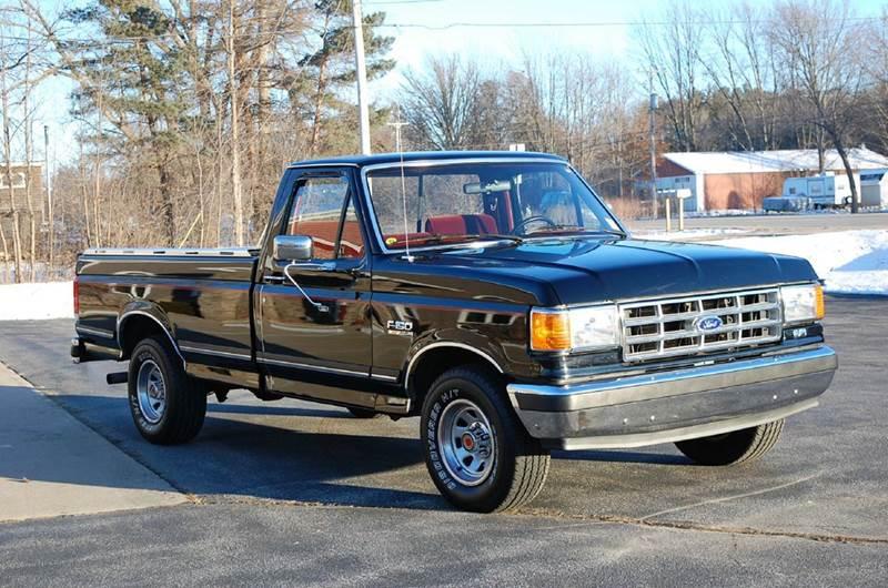 1987 Ford F-150 2dr XLT Standard Cab LB - Midland MI
