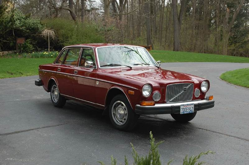 1974 Volvo 164e  - Midland MI