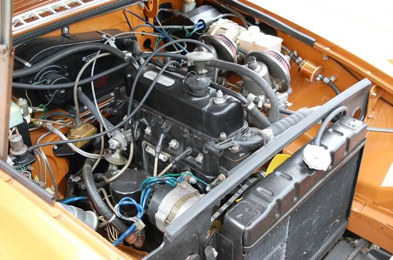 1976 MG MGB  - Midland MI