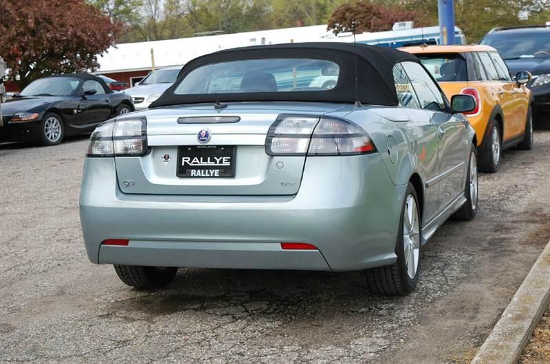 2011 Saab 9-3 2.0T 2dr Convertible - Midland MI