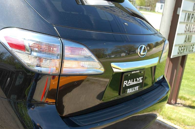 2012 Lexus RX 350 AWD 4dr SUV - Midland MI
