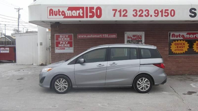 Mazda Mazda Sport Dr Mini Van A In Council Bluffs IA - Mazda council bluffs