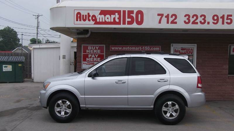 2006 kia sorento lx in council bluffs omaha papillion. Black Bedroom Furniture Sets. Home Design Ideas