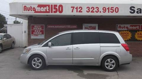 2007 Nissan Quest for sale in Council Bluffs, IA
