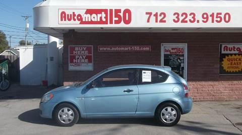 2008 Hyundai Accent for sale in Council Bluffs, IA