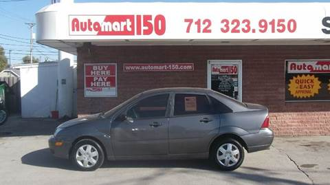 2007 Ford Focus for sale in Council Bluffs, IA