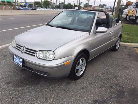 2000 Volkswagen Cabrio for sale in Lodi, NJ