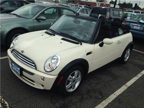 2006 mini cooper for sale new jersey. Black Bedroom Furniture Sets. Home Design Ideas