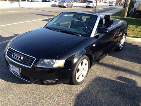 2004 audi a4 for sale new jersey. Black Bedroom Furniture Sets. Home Design Ideas