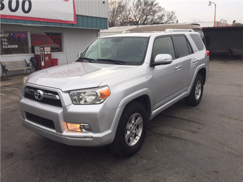 Toyota 4runner For Sale Fort Worth Tx Carsforsale Com