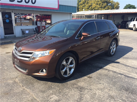 2013 Toyota Venza for sale in Fort Worth, TX