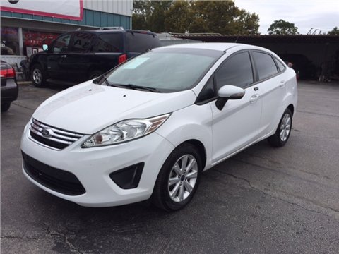 2013 Ford Fiesta for sale in Fort Worth, TX