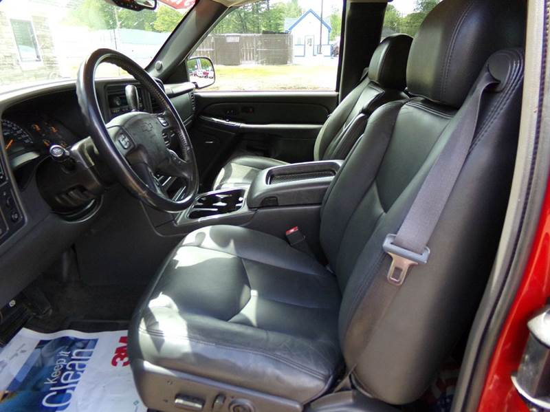 2004 Chevrolet Silverado 1500 4dr Extended Cab Z71 4WD SB - Tilton NH