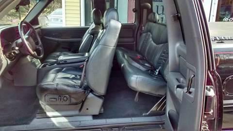 2002 GMC Sierra 1500 4dr Extended Cab SLT 4WD SB - Tilton NH