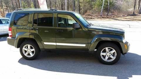2008 Jeep Liberty Limited 4x4 4dr SUV - Tilton NH