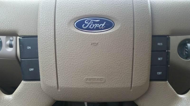 2007 Ford F-150 XLT 4dr SuperCrew 4WD Styleside 5.5 ft. SB - Tilton NH