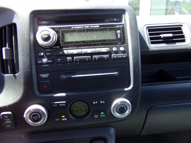 2007 Honda Ridgeline AWD RTS 4dr Crew Cab - Tilton NH