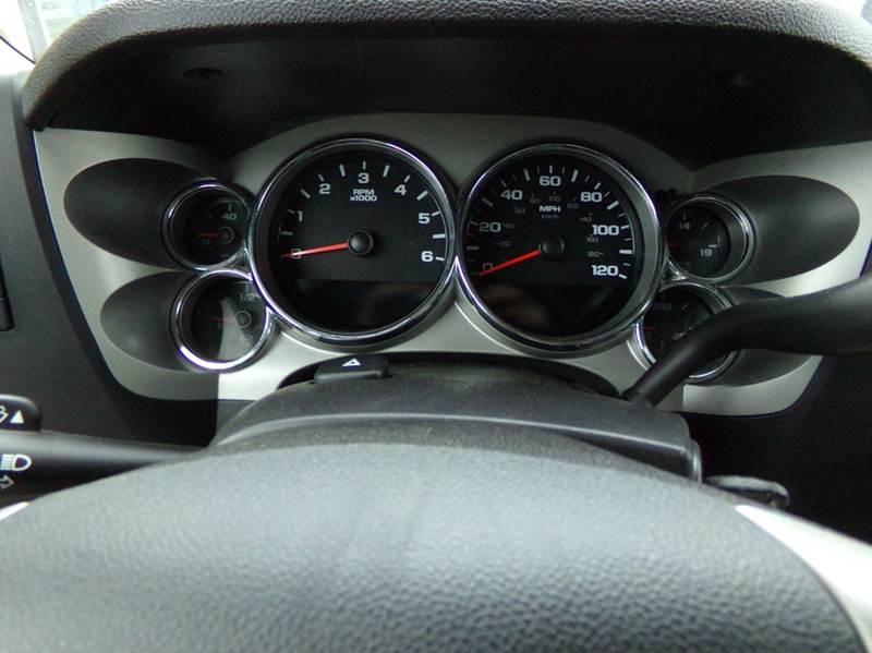 2008 Chevrolet Silverado 1500 4WD LTZ 4dr Crew Cab 5.8 ft. SB - Tilton NH