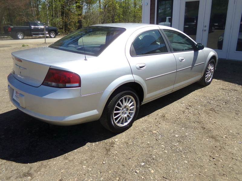 2005 Chrysler Sebring Base 4dr Sedan - Tilton NH