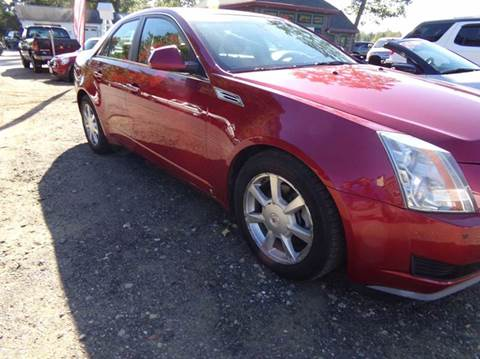 2008 Cadillac CTS for sale in Tilton, NH